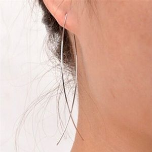 Jewelry - Silver Wire Earrings